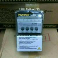 Headphone Distribution BEHRINGER HA400 (Original)