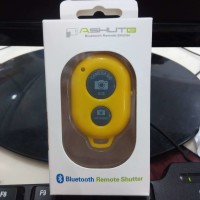 Shutter Kamera Tomsis Bluetooth for Apple dan Android