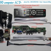 Universal LCD Controller Board Kit