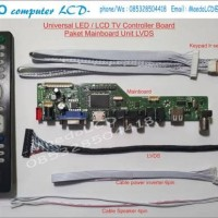 Universal LED / LCD TV Controller Board
