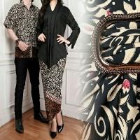harga H Kebaya Charsa 4w Batik Couple Maxi Kemeja Pakaian Muslim Wanita Pria Tokopedia.com