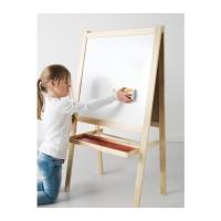 GO SEND IKEA MALA Spidol White Board set isi 4 dan penghapus, aneka