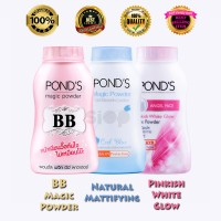Ponds magic powder - BB -angel Face Pink-angel face blue-THAILAN