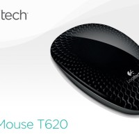 Logitech T620 Touch Mouse for WINDOWS 8 RESMI ORIGINAL