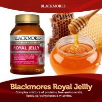 Jual Blackmores Royal Jelly 365 Capsules Multivitamin Anti Aging Murah