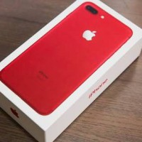 Apple Iphone 7plus Red Limited Edition 256gb Original Apple Store HK