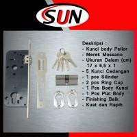 Harga body kunci pellor pintu rumah kunci | antitipu.com