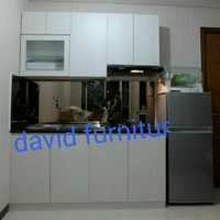 Kitchen Set Apartemen Baywalk Pluit