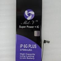 Baterai Batre Double Power Iphone 6G Plus / Iphone 6plus Battery Ori