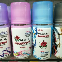 MBK Deodorant Roll On