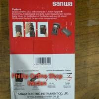 Multitester sanwa digital CD 800A