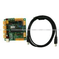 USBCNC 2.1 4 AXIS USB CNC Controller Interface board CNCUSB MACH3