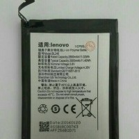 BATERAI LENOVO Z90 VIBE SHOT BL246 ORIGINAL BATRE BATTERY BATERAY BATT
