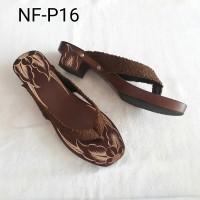 Jual NFP16 Sandal Kelom Jepit Kelom geulis sandal jepit Ukir Murah