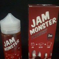 Jam monster strowberry