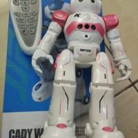 JJRC R2 CADY WIDA CLONINGAN NAO ROBOT..FITUR GESTUR SENSOR, OBSTACLES