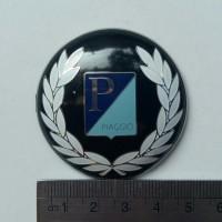 Vintage Vespa Badge Vespa Convex Fred Perry Piaggio Logo P/ Cembung