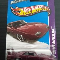 Hot Wheels / Hotwheels '69 Dodge Charger Daytone (Fast and Furious 6)