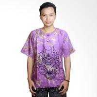 kaos barong bali/ Bali Batik Kaos Pria