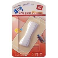 Clever U-Grip Smartphone Holder Jari Anti Slip Murah