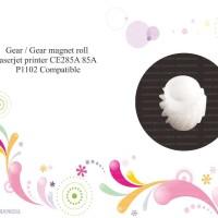 GEAR / GIR MAGNET ROLLER PRINTER LASER CE285A 85A P1102 Ukuran Besar