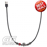 Remax Jewellery Series Kabel Lightning - RC-058i - Red`74O0OJ-