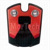 Cover - Dudukan - Sepatu - Tapal Standar Samping N Max Black Diamond