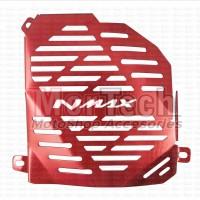Cover - Tutup Radiator Almini N Max - NMAX Agras Merah