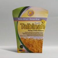 Jual TALBINAH KIPAS / DUS isi 400 gr + 40 gram Obat Herbal Maag Ampuh Murah