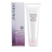 SHISEIDO White Lucent Brightening Cleansing Foam w 125ML FULL SIZE