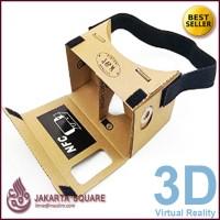 Google Cardboard Tali Head Strap Lengkap 3D VR murah se tokoped T19