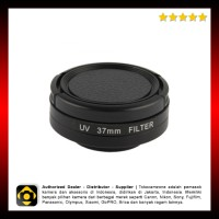 Jual GP120 UV Filter Lens 37MM With Cap For Gopro HERO3+ / HERO3  Murah