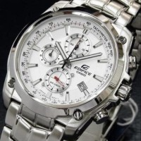 jam tangan pria CASIO EDIFICE EF 524 terima dropship hrg grosir