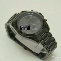 JAM MICHAEL KORS MK5550 BRADSHAW BLACK ORIGINAL