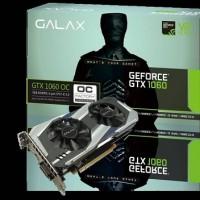 VGA GALAX GTX 1060 OC 3GB DDR5 NVIDIA