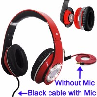 headset headphoneHigh Definition On Ear Headphones for iPhone 4 4S w