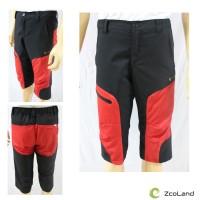 Celana Black Red Fit Zcoland