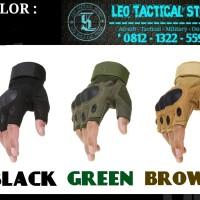 Glove / Sarung tangan Oakley Half finger Airsoft