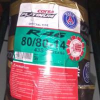 CORSA PLATINUM R46 80/80-14 (BAN MOTOR BALAP)