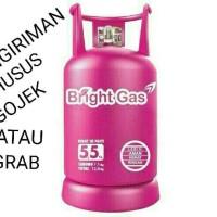 tabung gas elpiji Bright Gas 5,5kg+isi