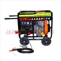 Genset Las / Welder  Generator MATSUMOTO (MWG - 6500 ES)