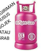 Tabung gas Bright 5.5kg + isi