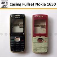 Promo Casing Kesing Fullset Full Set Nokia 1650 ORI Cina