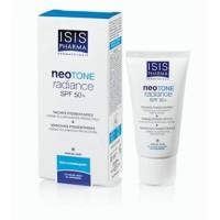 Isis Pharma Neotone Radiance SPF 50 whitening dengan sunblock