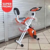 Sepeda Statis X-Bike TL-920 Magnetic + Sandaran | Fitness Xbike