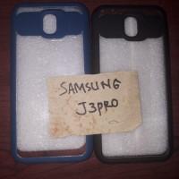 Case Autofokus Transfaran Samsung J3pro /J330