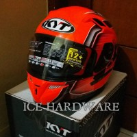 Helm Motor Full Face Fullface KYT K2 Rider SE Andi Gilang Original