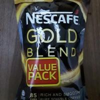 Nescafe Gold Blend Refill 170 gram (Best Before)