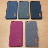 LIMITTED Case DENIM iPhone 6 Plus 5.5 inchi Softshell DENIMology EXPO