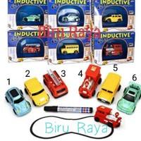 Inductive Car Mainan Anak Yang Unik & Kreatif